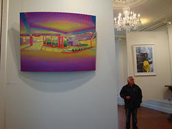 Bevan Shaw  19th Annual Wallace Art Awards, 2010 Installation View