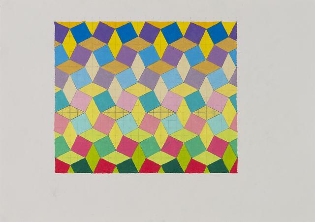 Bevan Shaw - Colour Study, 2013