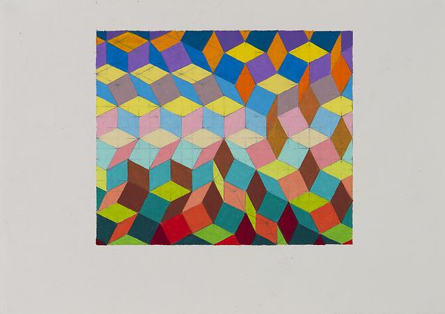 Bevan Shaw - Merge Colour Study, 2013