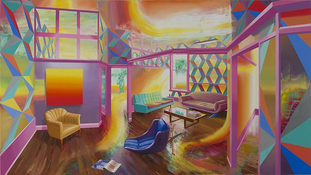 Bevan Shaw - Swirl, 2013