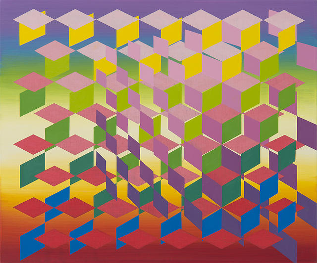Bevan Shaw - Acceptance, 2014