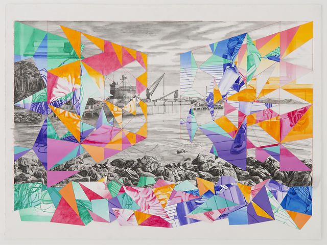 Bevan Shaw - Miss the Boat 2, 2014