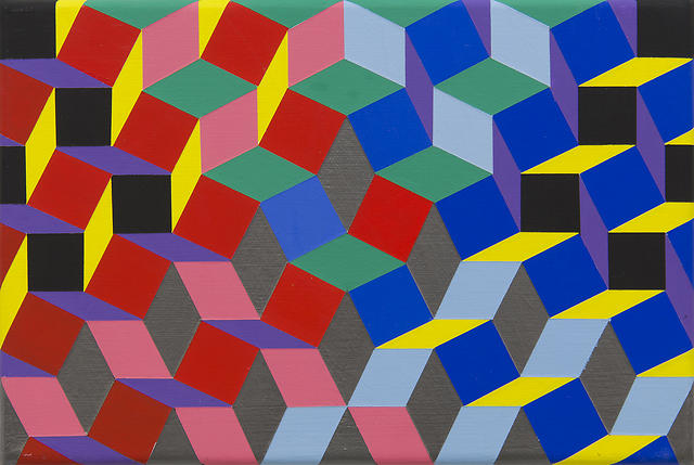 Bevan Shaw - Party Colours, 2014