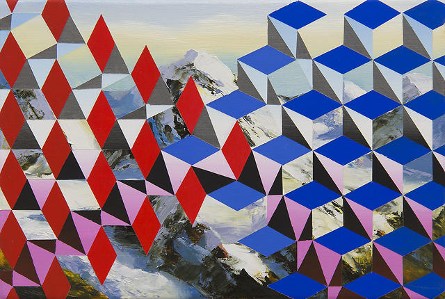 Bevan Shaw - Mountain, 2016