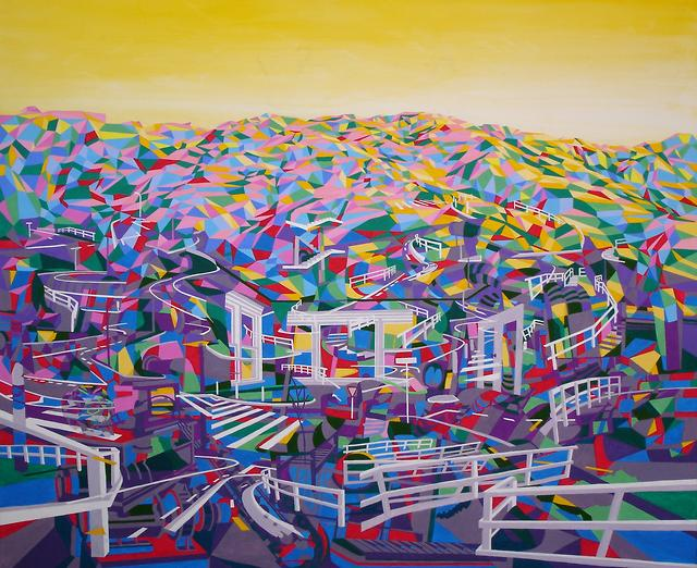 Bevan Shaw - Swell Neighbourhood, 2009